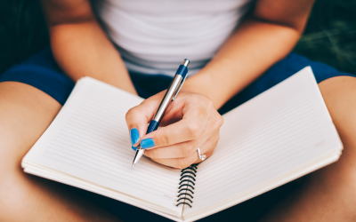 Creative Journaling For Self-Care
