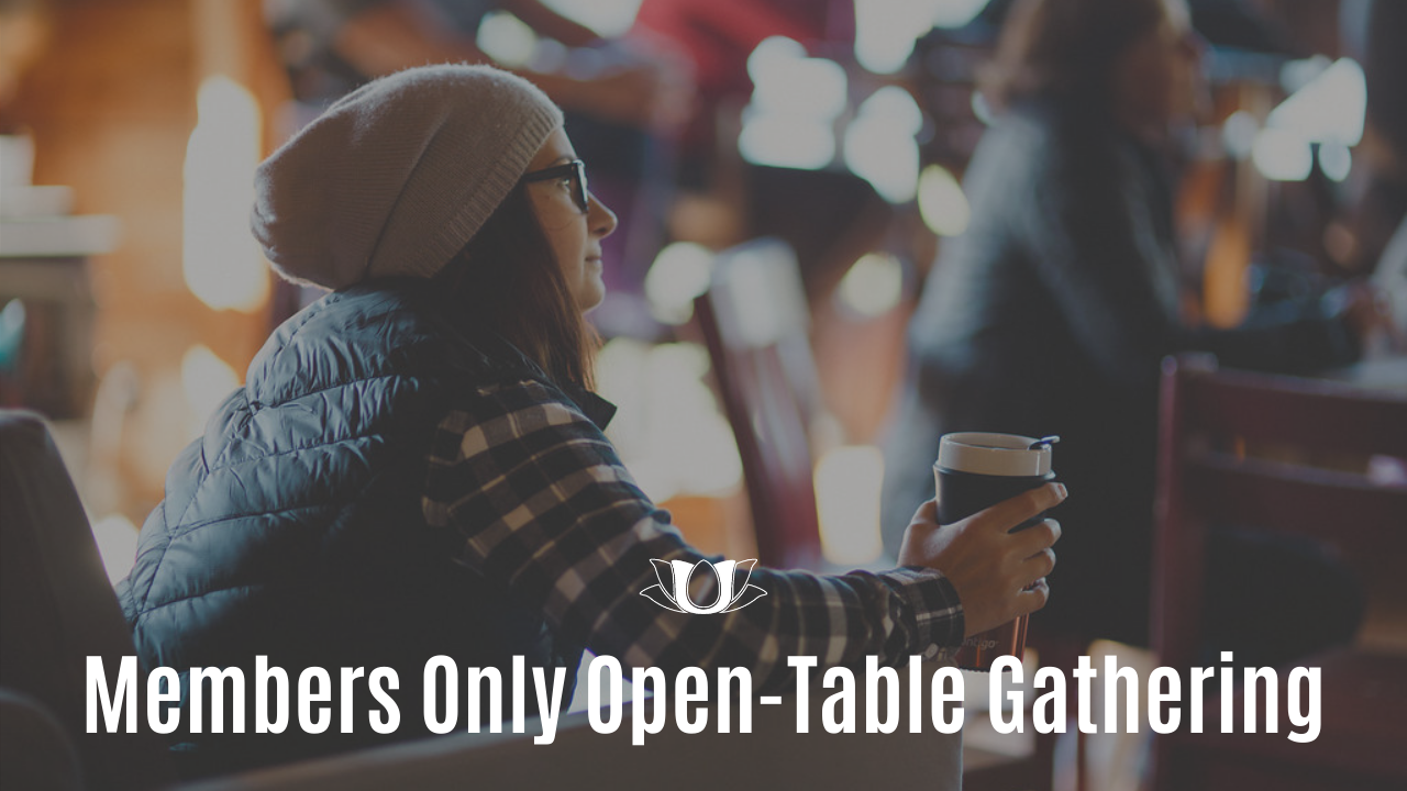 open table gathering
